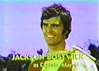 Jackson Bostwick Captain Marvel Season 1